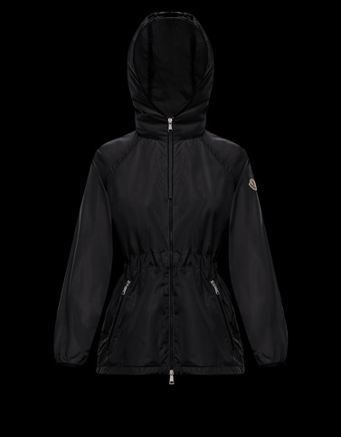 EAU Black Category Jackets Woman