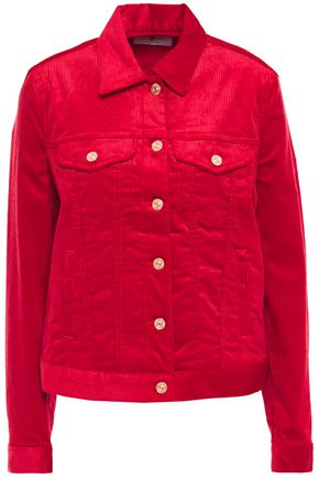 7 FOR ALL MANKIND Cotton-blend corduroy jacket