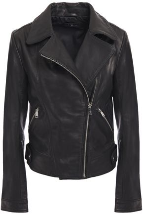 7 FOR ALL MANKIND Leather biker jacket
