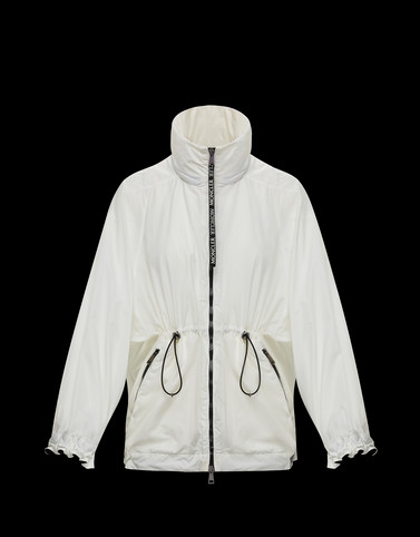 LIME White View all Outerwear Woman