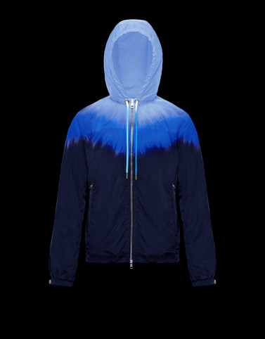 SAUT Azure Category Windbreakers Man