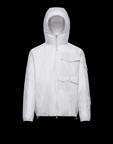 RILA White Down Jackets Man