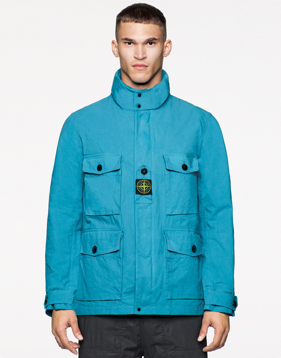 41952707wb - 코트 - 재킷 STONE ISLAND