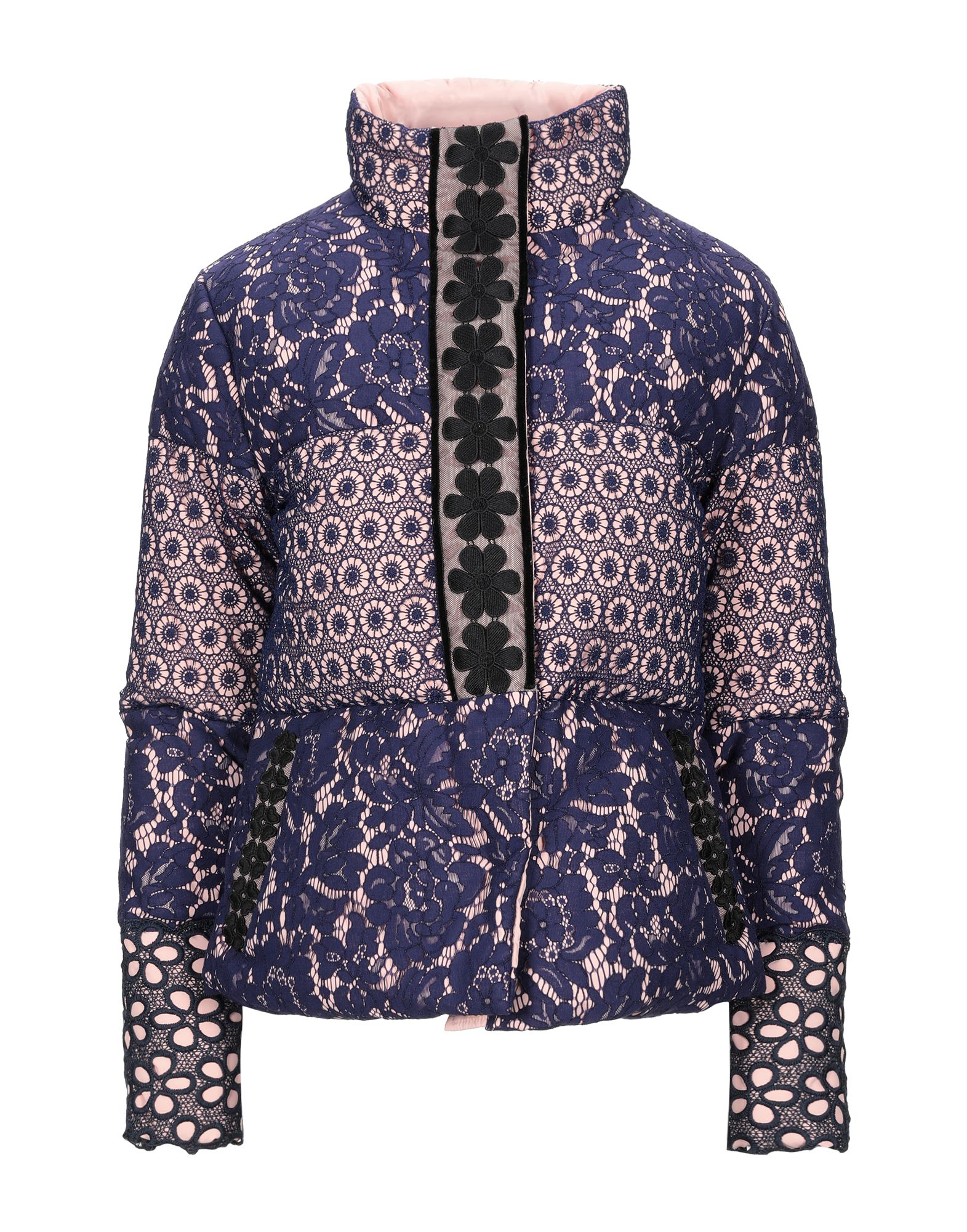 BOUTIQUE MOSCHINO Synthetic Down Jackets - Item 41952748