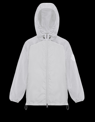 PERSAN ホワイト ジャケット&トレンチ レディース