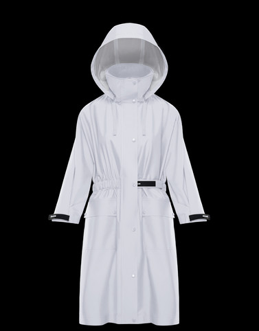 SAPIN White View all Outerwear Woman