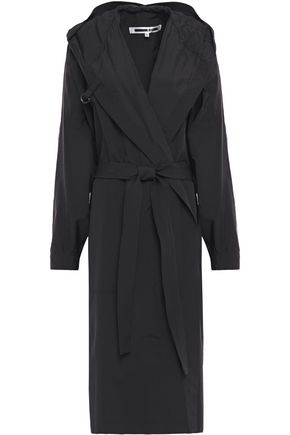 McQ Alexander McQueen Oversized belted shell trench coat