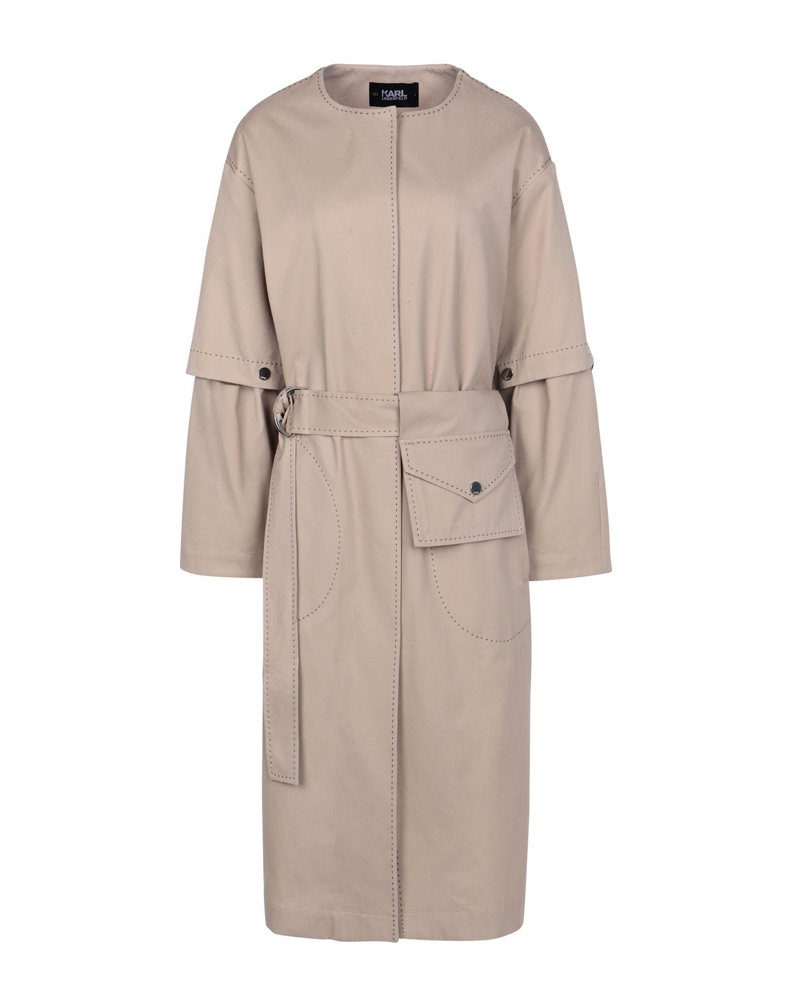 KARL LAGERFELD Легкое пальто