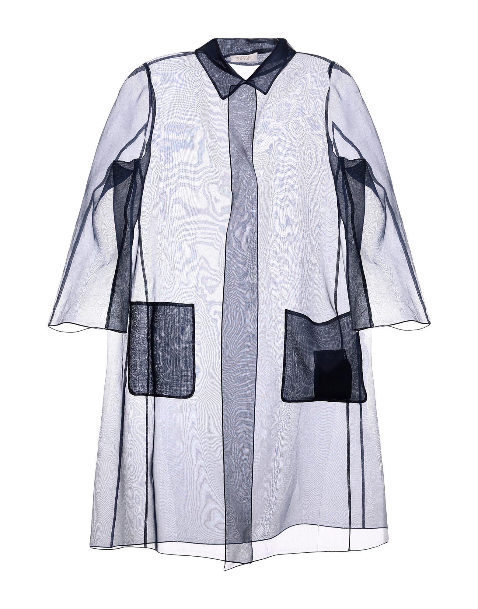 BOTONDI COUTURE Легкое пальто