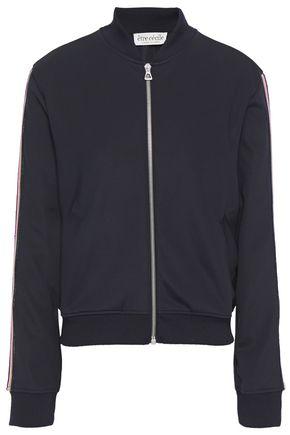 ÊTRE CÉCILE Stretch-jersey bomber jacket