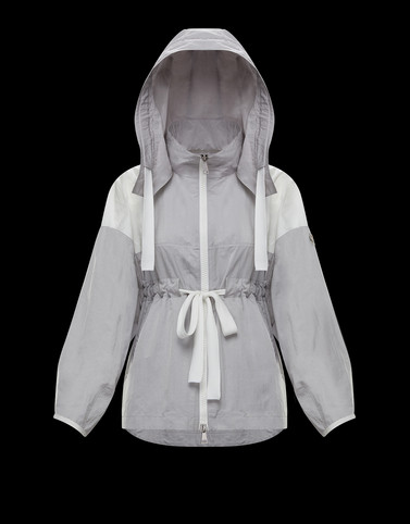 MAIS Light grey View all Outerwear Woman