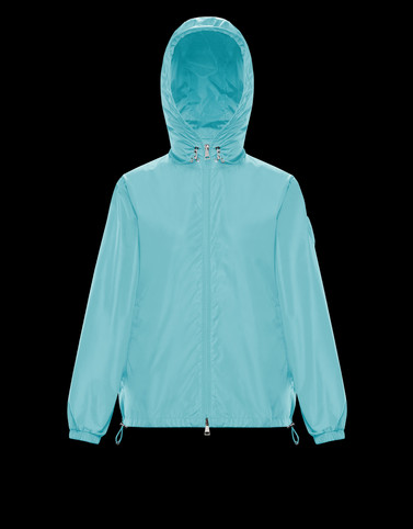 ALEXANDRITE Azure View all Outerwear Woman