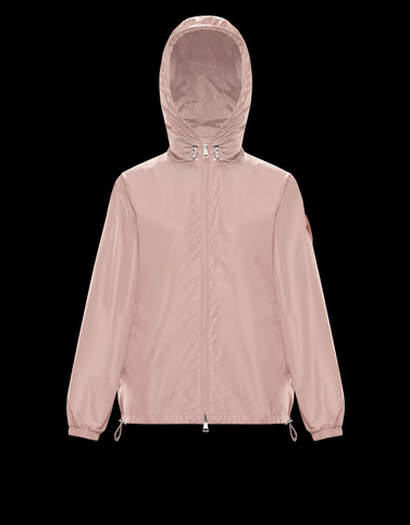 ALEXANDRITE Pink View all Outerwear Woman