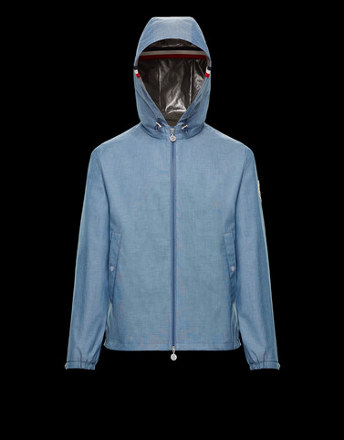 NIORTAISE Blue View all Outerwear Man