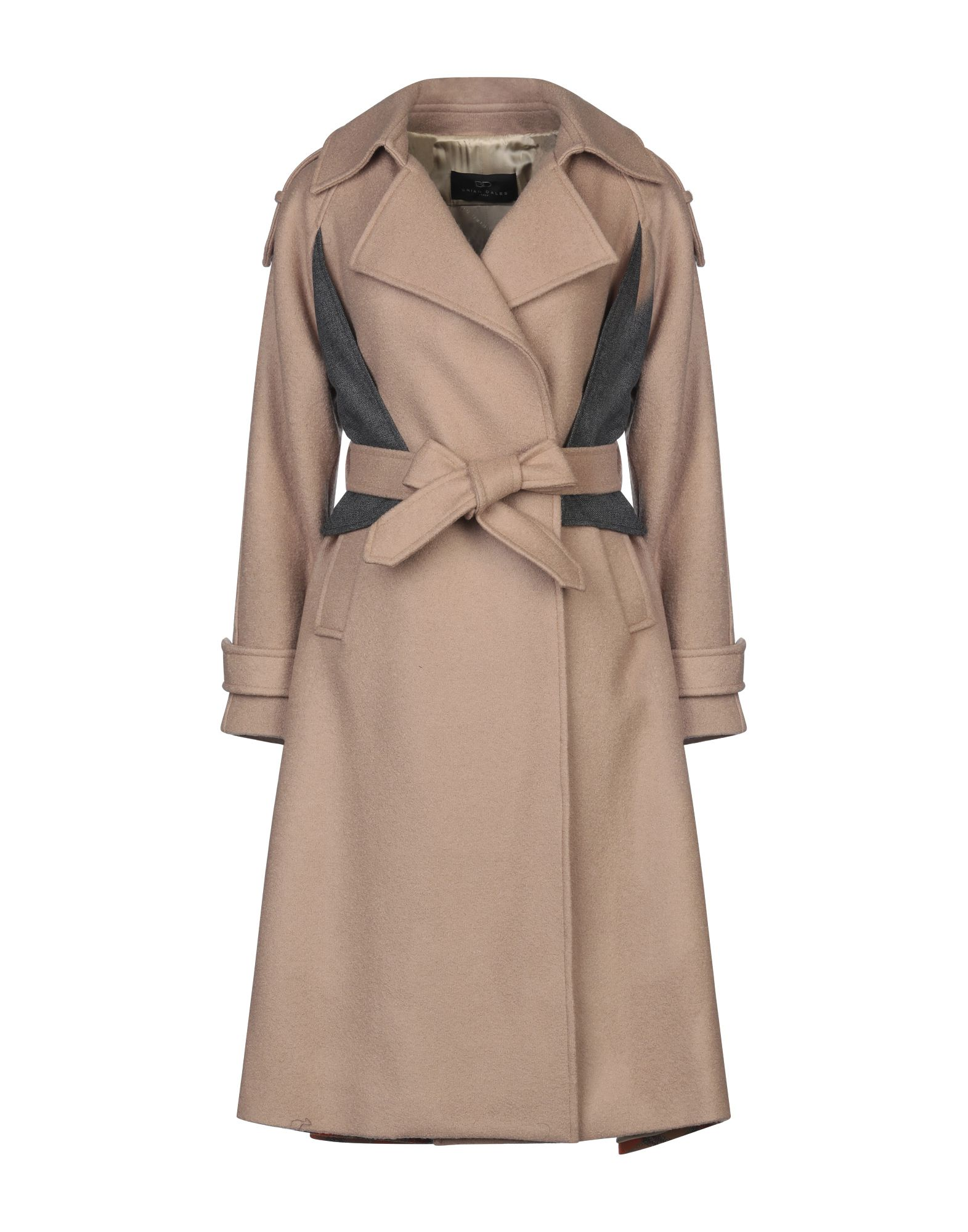 BRIAN DALES Пальто brian dales легкое пальто