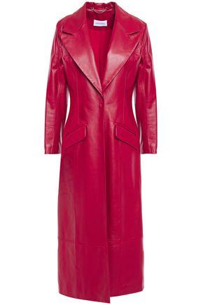 16ARLINGTON Debbie leather coat