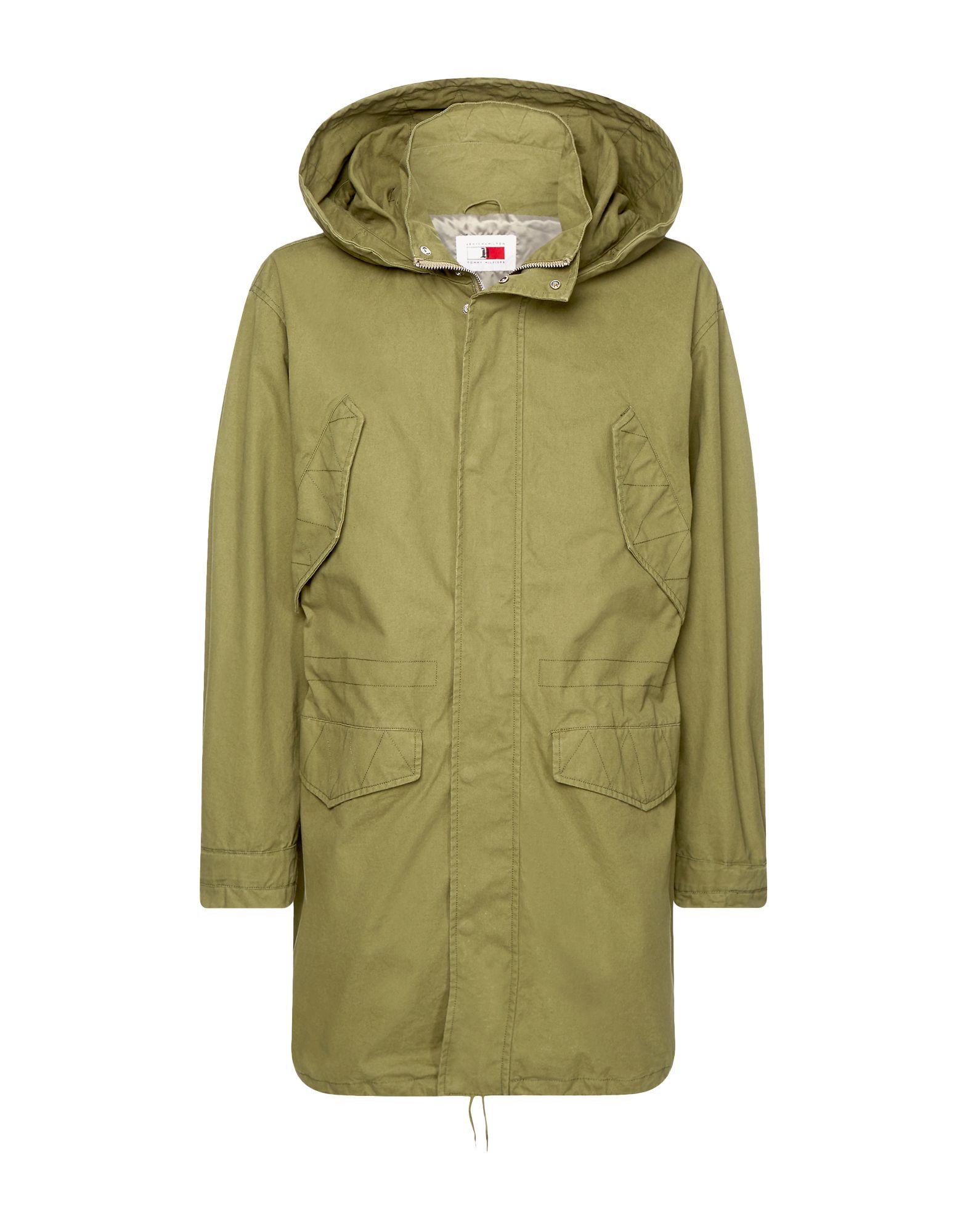 TOMMY x LEWIS Легкое пальто