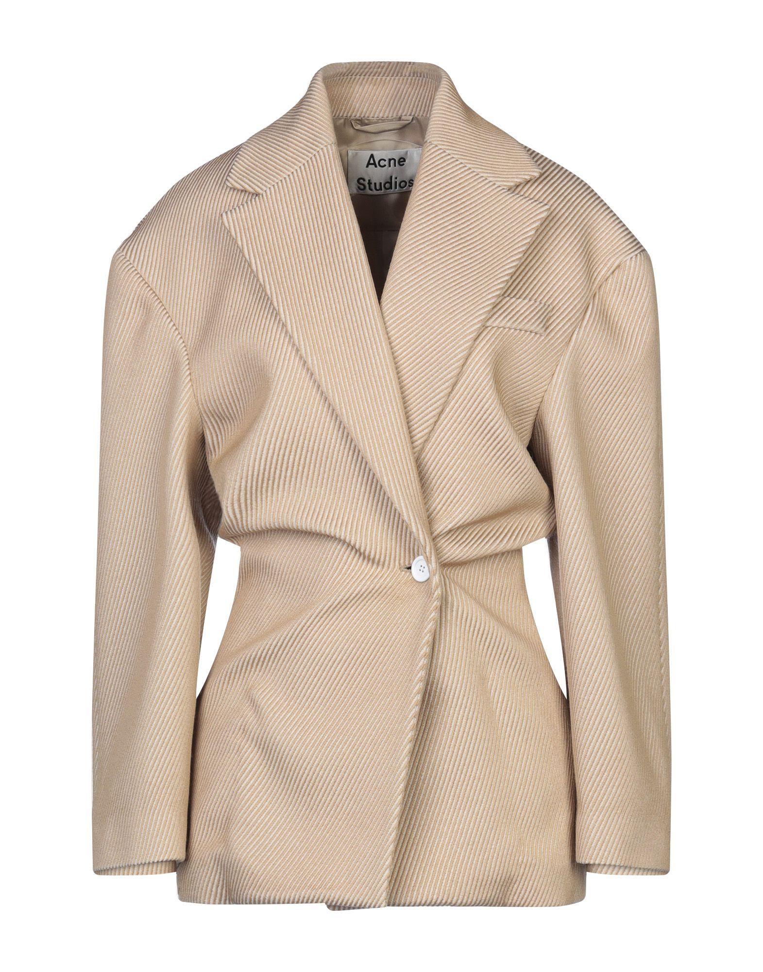 цена ACNE STUDIOS Пальто онлайн в 2017 году