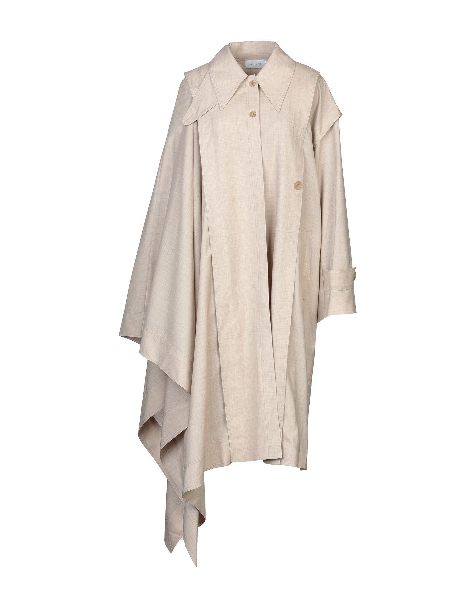 LOW CLASSIC Легкое пальто