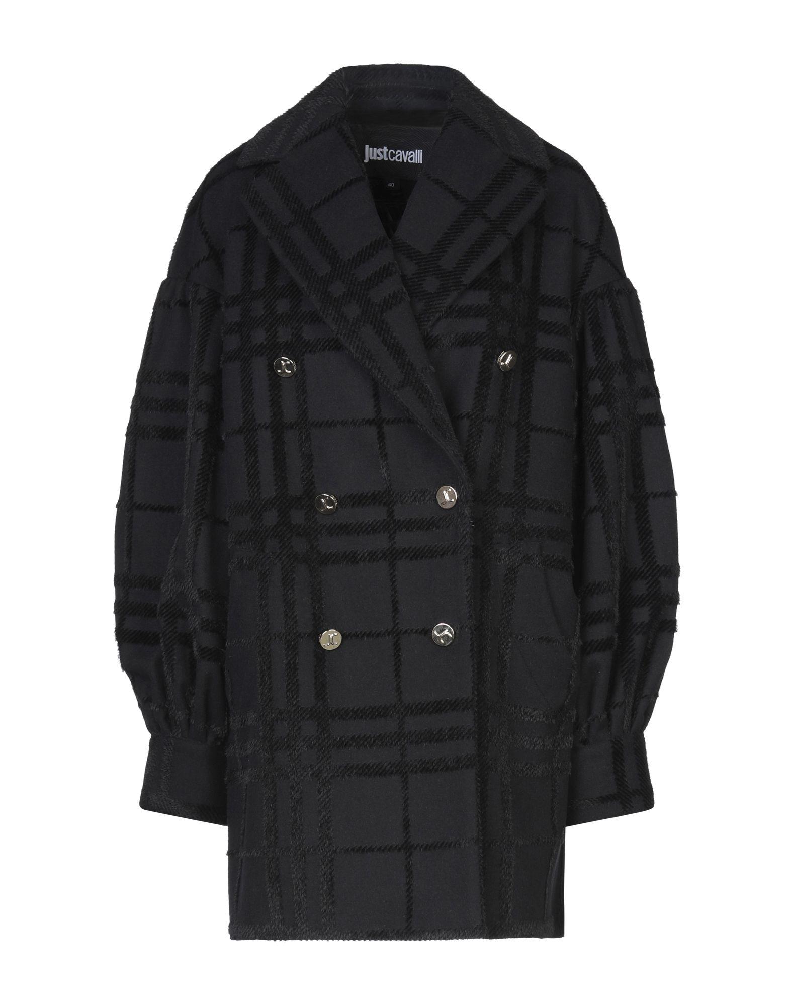 JUST CAVALLI Пальто пальто just in case пальто