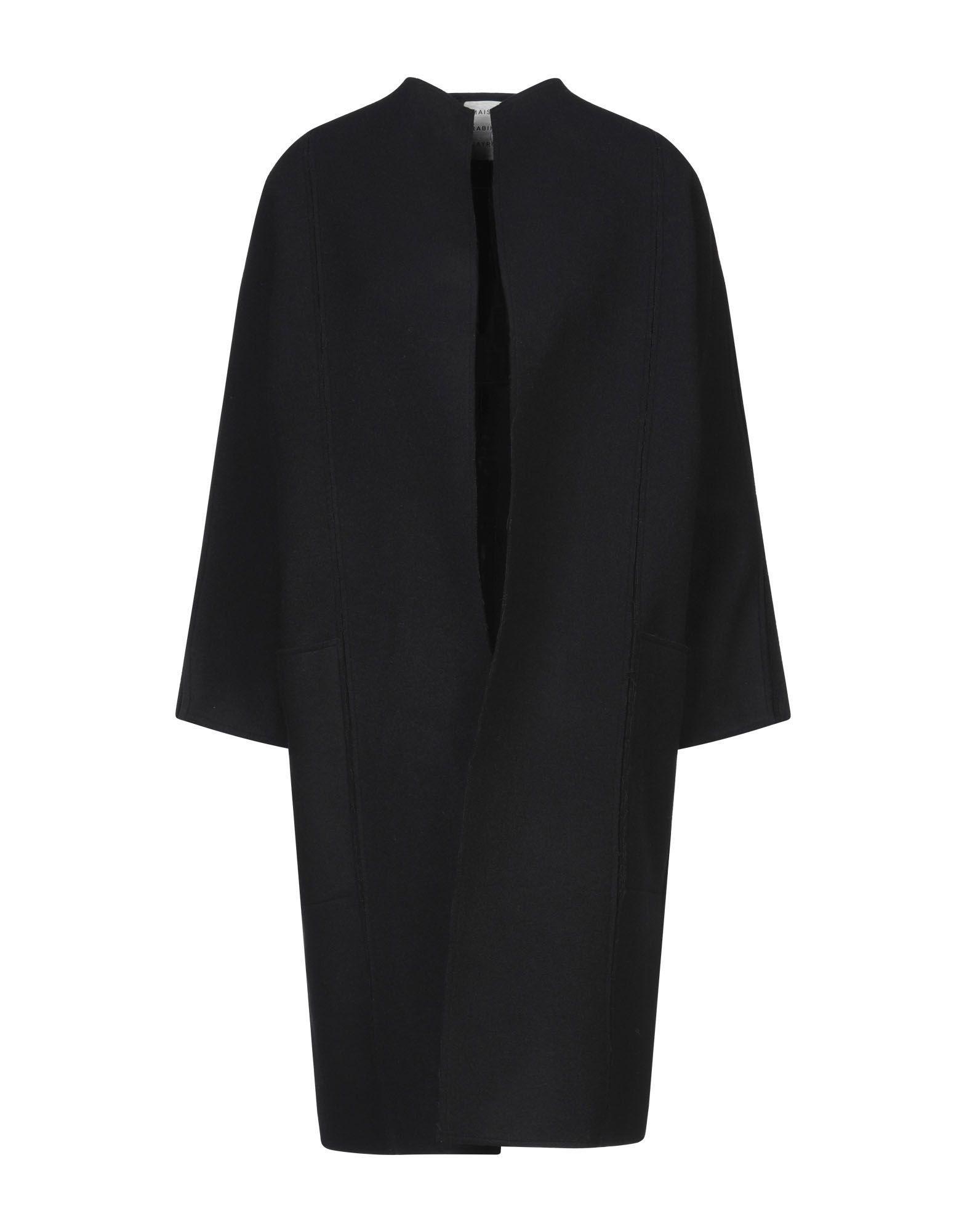 MAISON RABIH KAYROUZ Пальто maison rabih kayrouz блузка