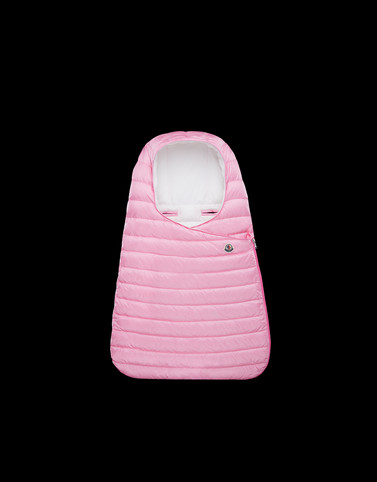 SLEEPING BAG Pink Baby 0-36 months - Boy Woman