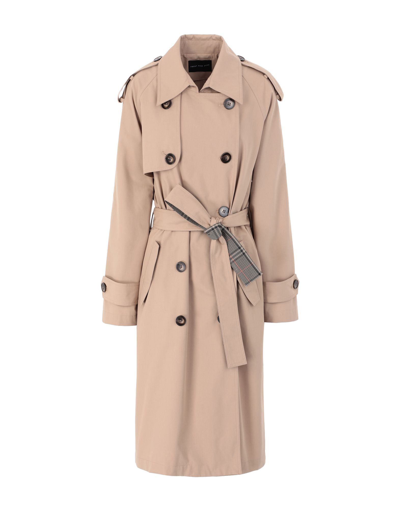 Фото - FRONT ROW SHOP Легкое пальто the row легкое пальто
