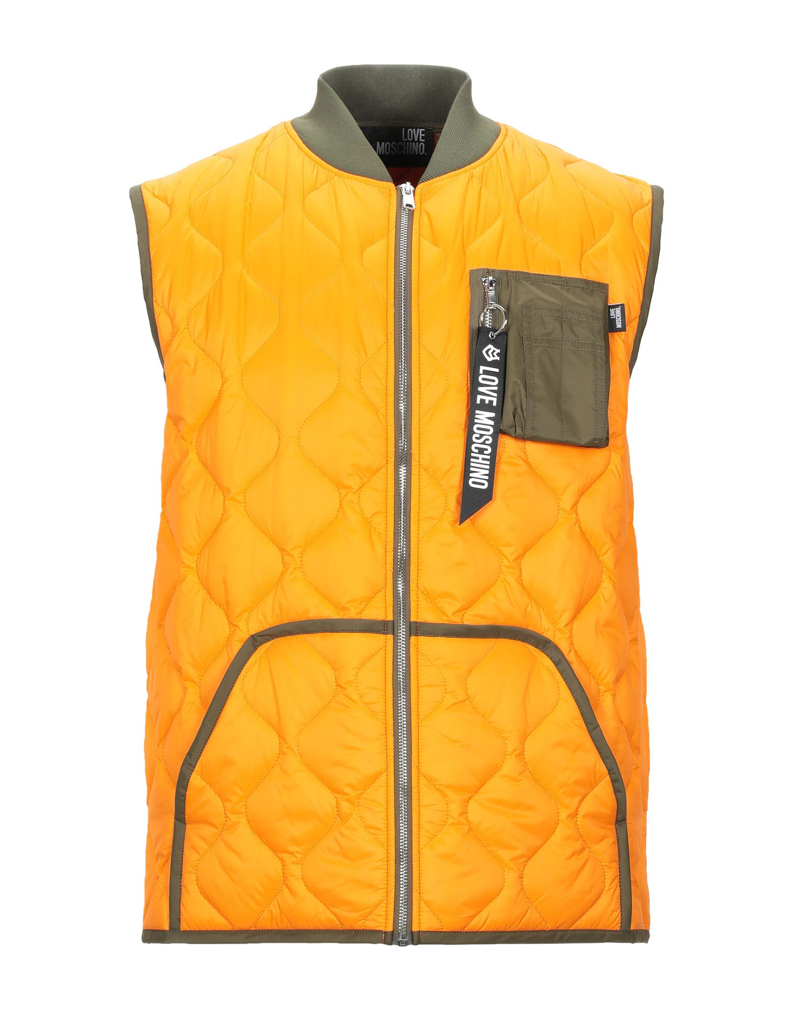 LOVE MOSCHINO Synthetic Down Jackets - Item 41957433