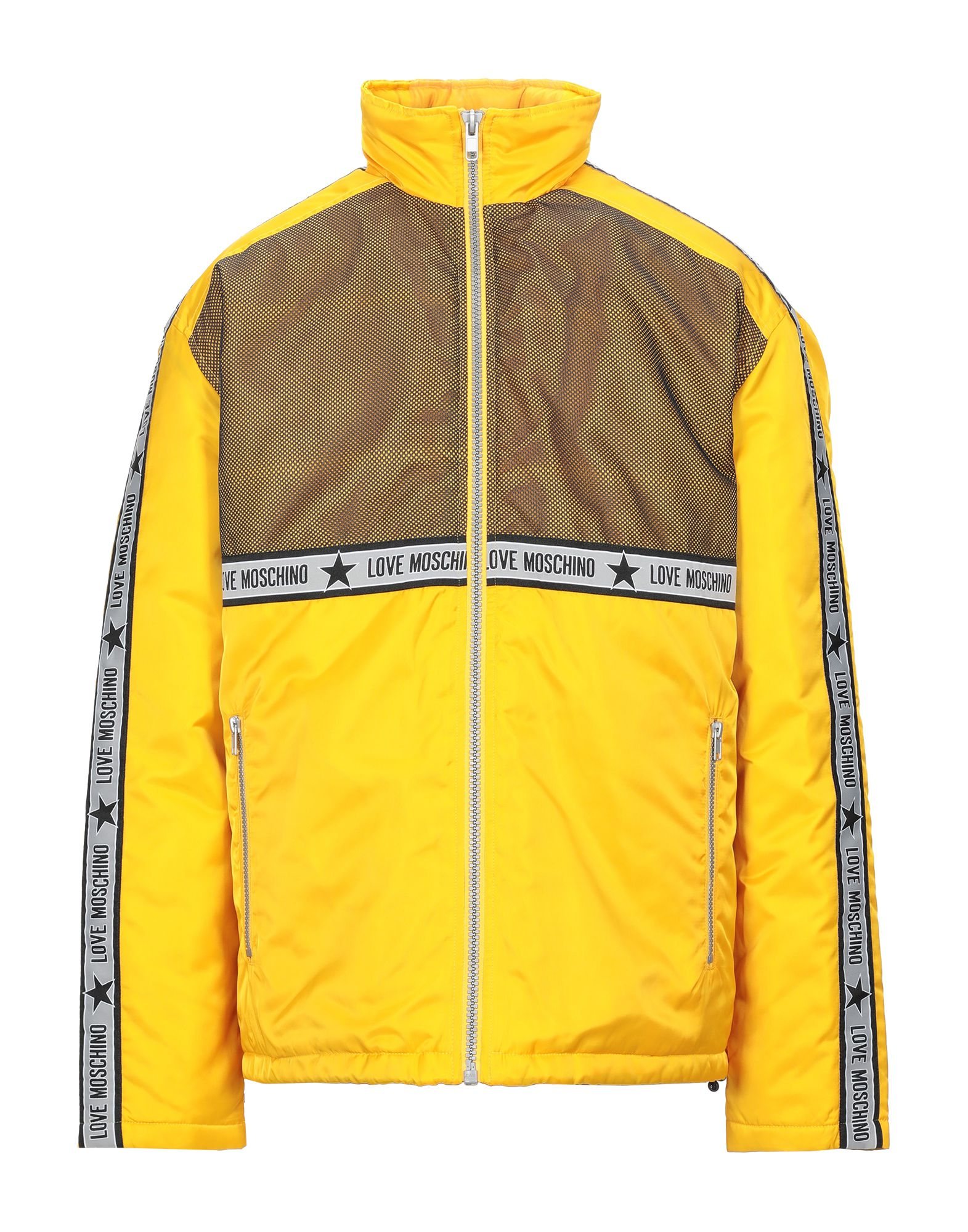 LOVE MOSCHINO Synthetic Down Jackets - Item 41957464