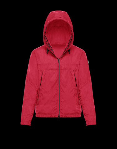 SCIE Fuchsia Category Windbreakers Man