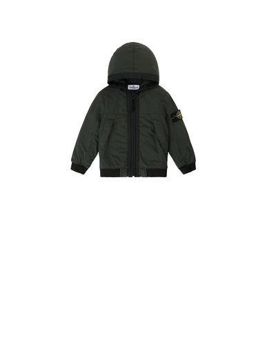STONE ISLAND BABY 41031 COMFORT TECH COMPOSITE  Jacket Man Bottle Green USD 329