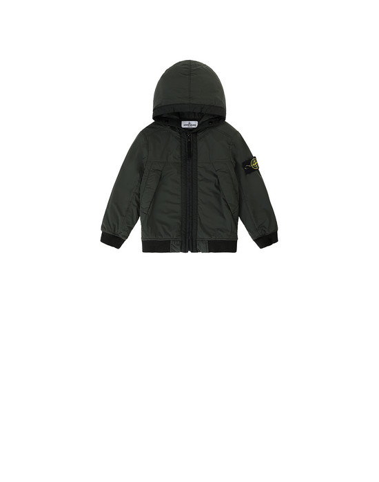 STONE ISLAND BABY 41031 COMFORT TECH COMPOSITE  Jacket Man Bottle Green