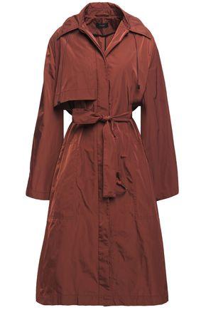 JOSEPH Oversized belted shell trench coat
