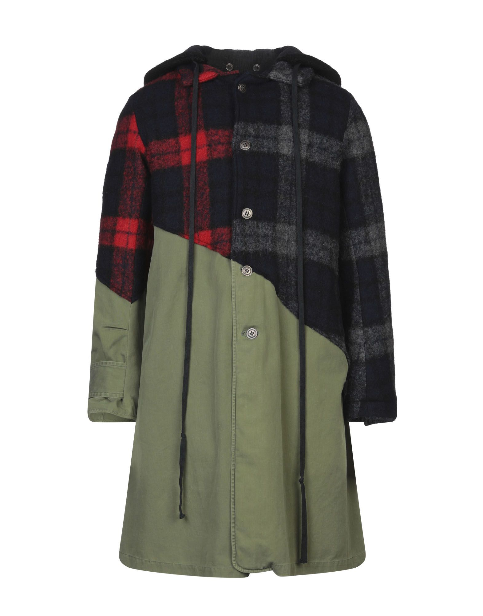 GREG LAUREN Легкое пальто рубашка greg greg mp002xm23t9n