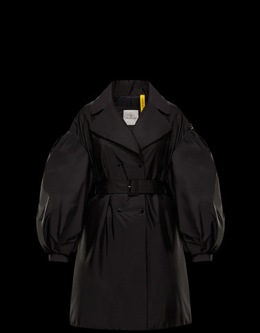 CURTISIA Black View all Outerwear Woman