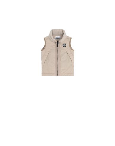 STONE ISLAND BABY G0131 COMFORT TECH COMPOSITE  Waistcoat Man Sand EUR 242