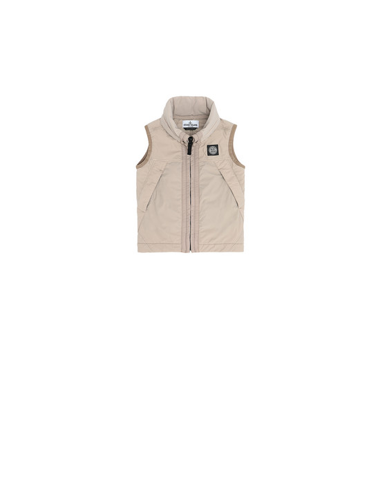 STONE ISLAND JUNIOR G0131 COMFORT TECH COMPOSITE  Gilet Homme Sable