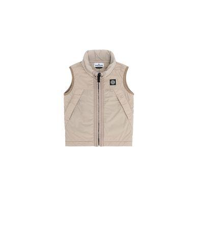 STONE ISLAND KIDS G0131 COMFORT TECH COMPOSITE  Vest Man Sand EUR 323