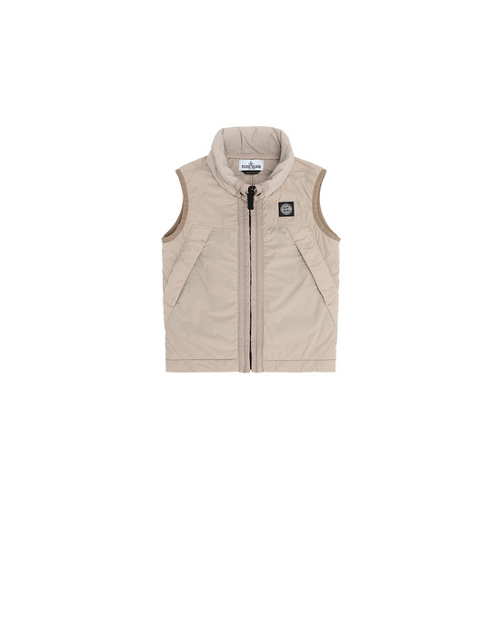 STONE ISLAND JUNIOR G0131 COMFORT TECH COMPOSITE  Vest Man Sand