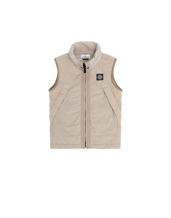 Vest Man G0131 COMFORT TECH COMPOSITE  Front STONE ISLAND JUNIOR