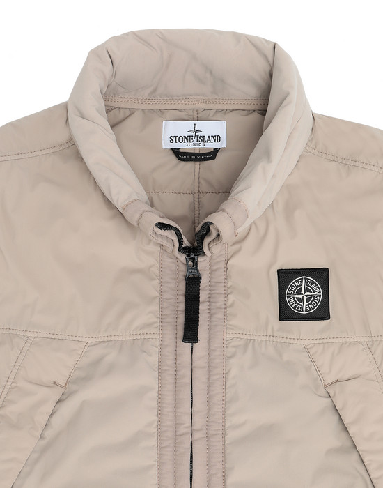 41959784gv - COATS & JACKETS STONE ISLAND JUNIOR