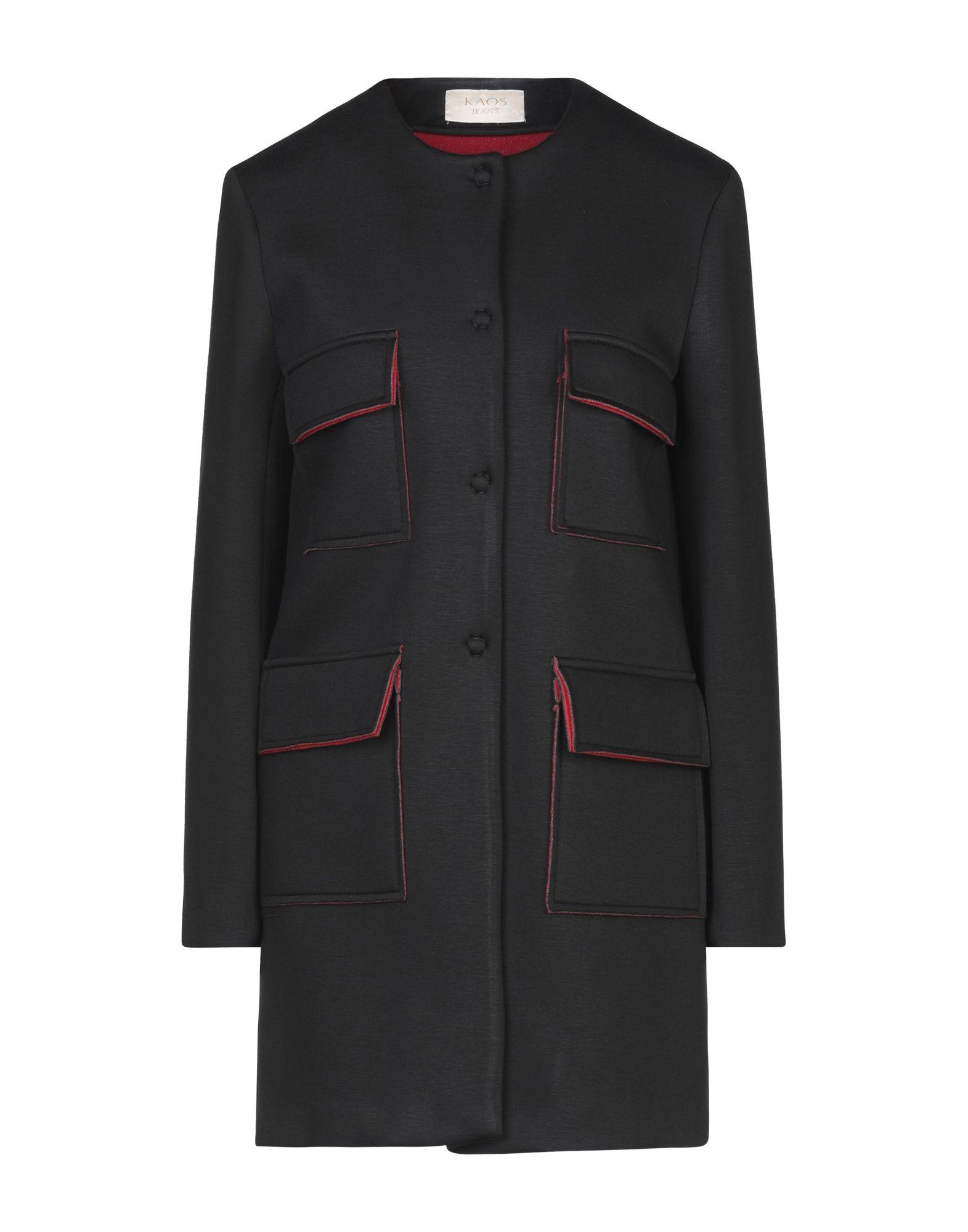 KAOS JEANS Легкое пальто