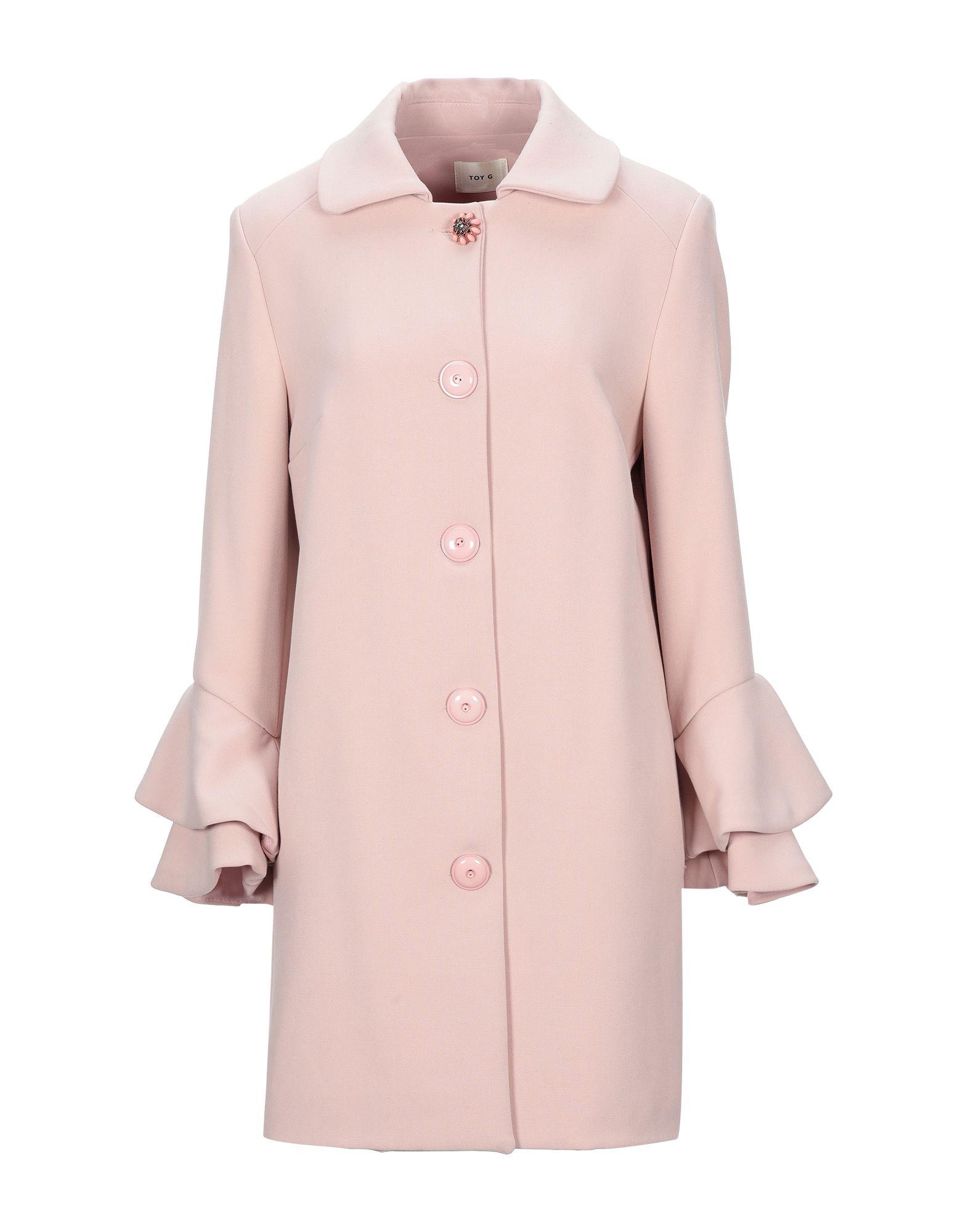 TOY G. Легкое пальто carla g легкое пальто