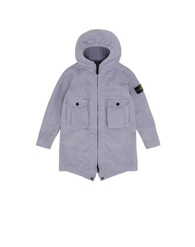 STONE ISLAND KIDS 40430  Jacket Man Lavender USD 324