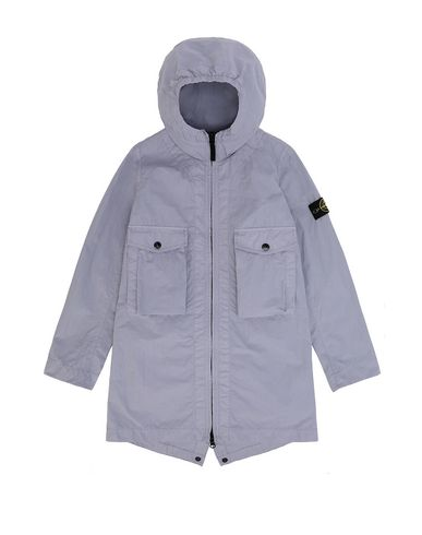 STONE ISLAND JUNIOR 40430  Jacket Man Lavender USD 360