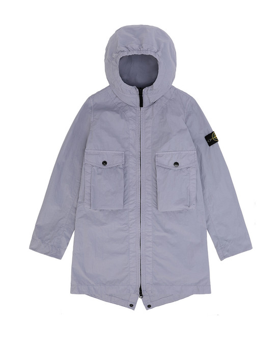STONE ISLAND JUNIOR 40430  Jacket Man Lavender