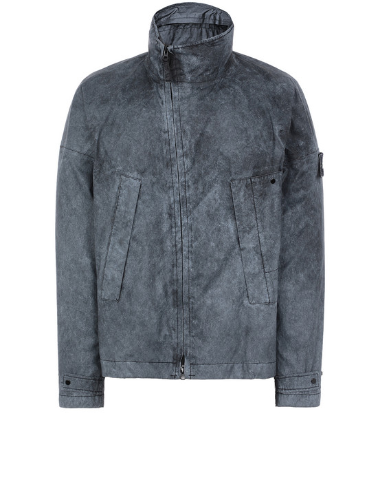 STONE ISLAND 41524 MEMBRANA 3L WITH DUST COLOUR FINISH Jacket Man