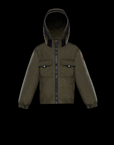 VINGEANNE Dark green Kids 4-6 Years - Boy Man