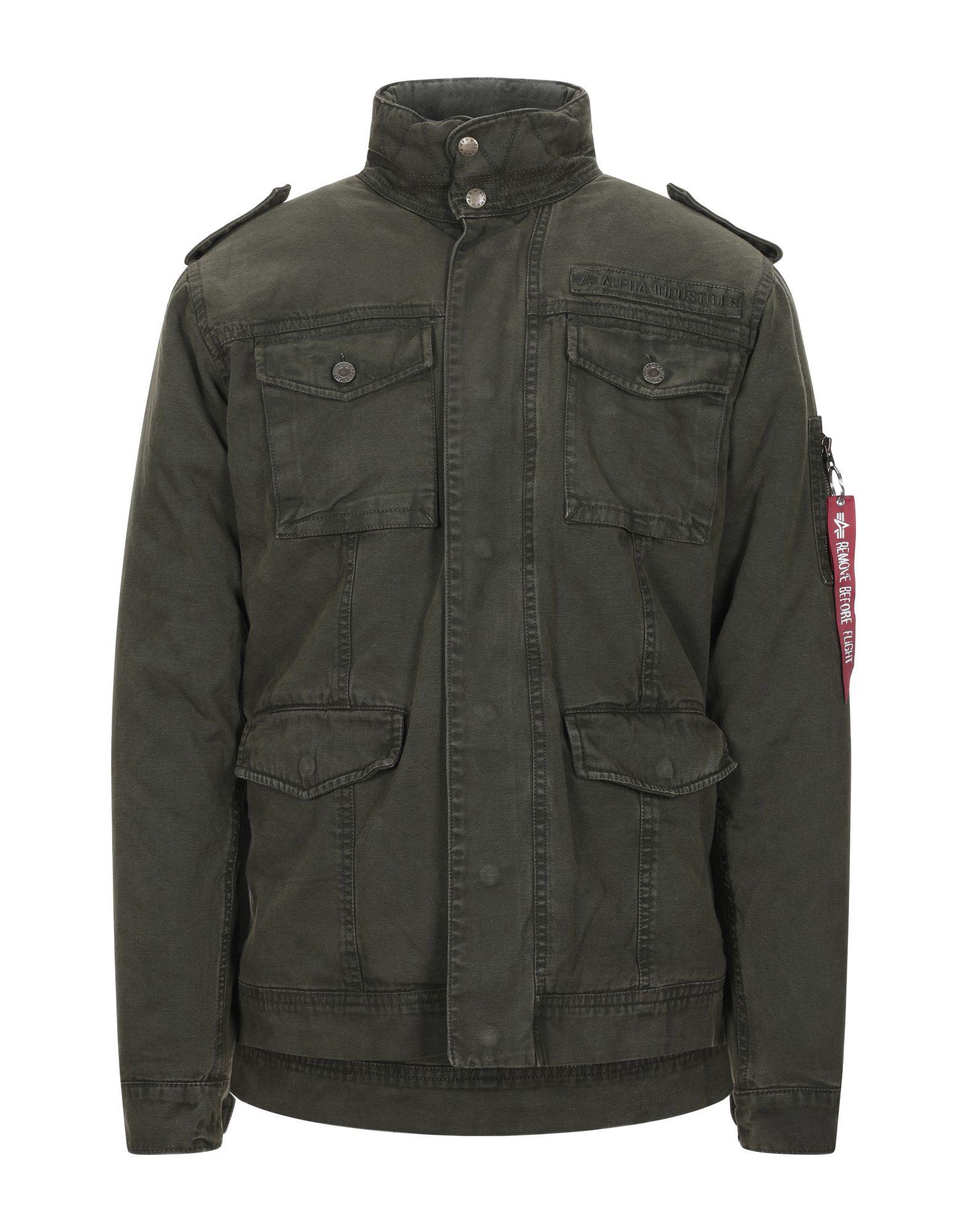 цена на ALPHA INDUSTRIES Куртка
