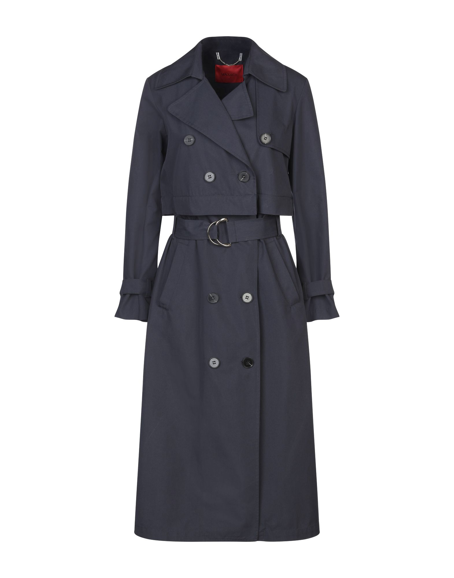 MAX & CO. Легкое пальто пальто max
